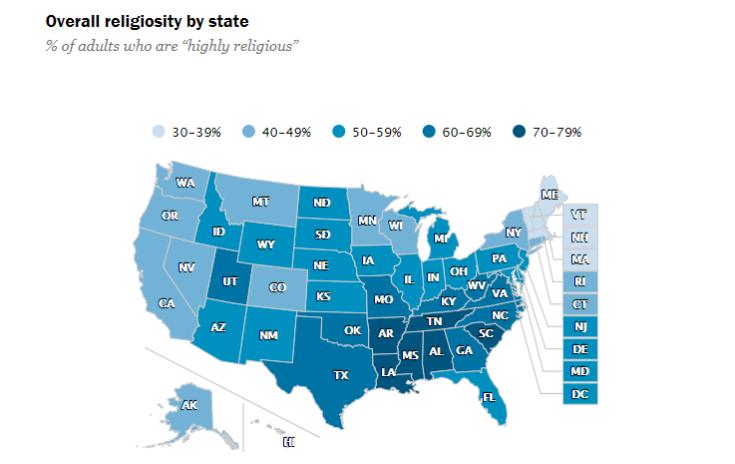 States Religion